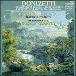 Gaetano Donizetti: 4 Flute Quartets