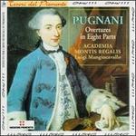 Gaetano Pugnani: Overtures