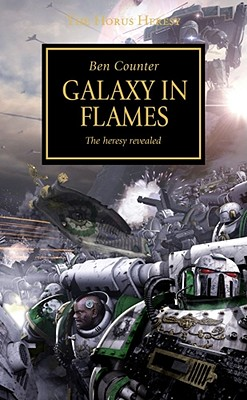 Galaxy in Flames: The Heresy Revealed - Counter, Ben