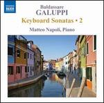 Galuppi: Keyboard Sonatas, Vol. 2
