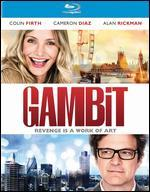 Gambit [Includes Digital Copy] [UltraViolet] [Blu-ray]