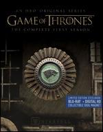 Game of Thrones: The Complete First Season [Blu-ray] [SteelBook] [5 Discs]