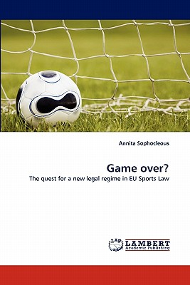 Game Over? - Sophocleous, Annita