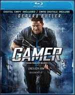 Gamer [Includes Digital Copy] [Blu-ray]