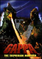 Gappa: The Triphibian Monsters
