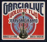 GarciaLive, Vol. 2: August 5th 1990 Greek Theatre - Jerry Garcia Band