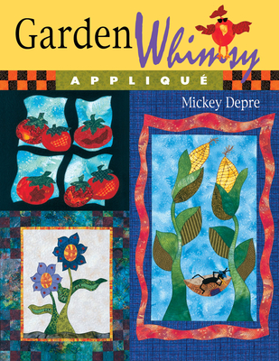 Garden Whimsy Applique - Depre, Mickey