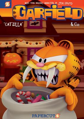 Garfield & Co. #3: Catzilla - Davis, Jim, Dr., and Evanier, Mark, and Michiels, Cedric (Adapted by)
