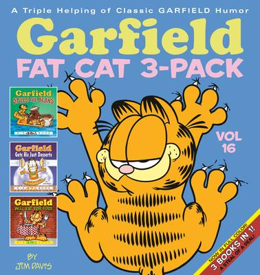 Garfield Fat Cat 3-Pack #16 - Davis, Jim, Dr.