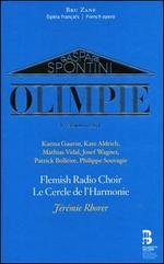 Gaspare Spontini: Olimpie [Version 1826]