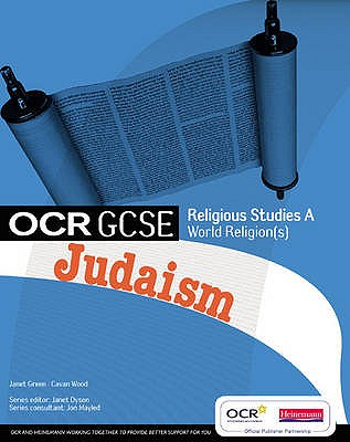 GCSE OCR Religious Studies A: Judaism Student Book - Mayled, Jon (Editor)