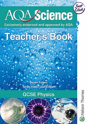 Gcse Physics. Teacher's Book - Forbes, Darren