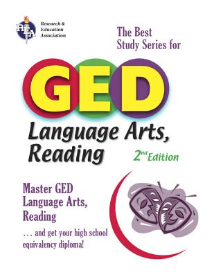 GED Language Arts, Reading: The Best Study Series for GED - Chesla, Elizabeth L, and Price Davis, Anita, Ed.D. (Editor)