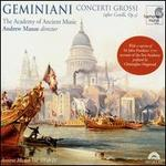 Geminiani: Concerti Grossi (After Corelli, Op. 5)