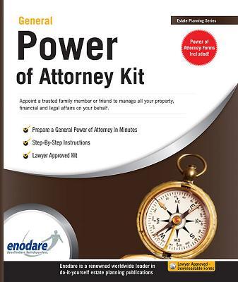 General Power of Attorney Kit - Enodare