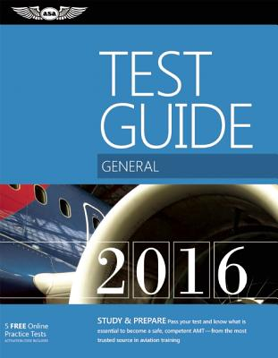 9781619542440: General Test Guide 2016 (PDF eBook): The