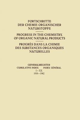 Generalregister / Cumulative Index / Index General I XX (1938 1962) - Zechmeister, L