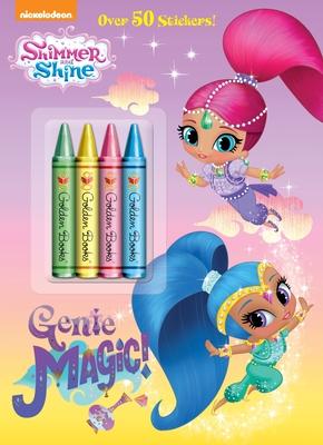Genie Magic! (Shimmer and Shine) -