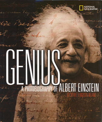 Genius: A Photobiography of Albert Einstein - Delano, Marfe Ferguson