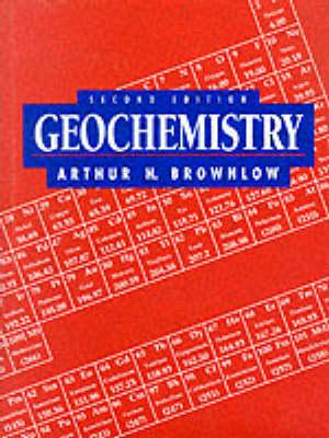 Geochemistry - Brownlow, Arthur H