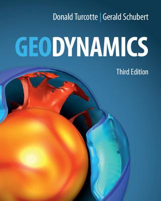 Geodynamics - Turcotte, Donald L., and Schubert, Gerald