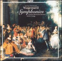 Georg Christoph Wagenseil: 5 Symphonies - L'Orfeo Baroque Orchestra