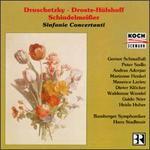 Georg Druschetzky, Maximilian Droste-H?lshoff, Ludwig Schindelmei?er: Sinfonie Concertanti