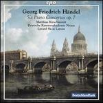 Georg Friedrich Händel: Six Piano Concertos Op. 7