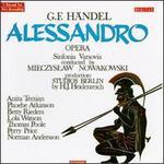 Georg Friedrich Handel: Alessandro