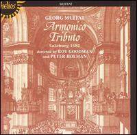 Georg Muffat: Armonico Tributo - Parley of Instruments; Paul Nicholson (organ); Paul Nicholson (harpsichord); Peter Holman (harpsichord);...