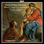 Georg Philipp Telemann: Missa & Cantatas for Countertenor