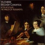 Georg Philipp Telemann: Recorder Concertos