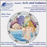 George Frideric Handel: Acis and Galatea