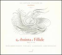 George Frideric Handel: Aminta e Fillide - Fabio Bonizzoni (harpsichord); La Risonanza; Maria Grazia Schiavo (soprano); Núria Rial (soprano); Fabio Bonizzoni (conductor)