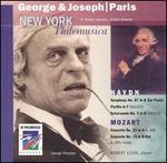 George & Joseph: Paris