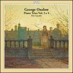 George Onslow: Piano Trios, Vol. 3-4