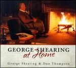 George Shearing at Home