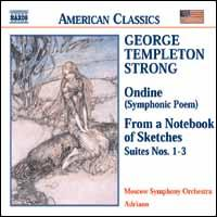 George Templeton Strong - Moscow Symphony Orchestra; Adriano (conductor)