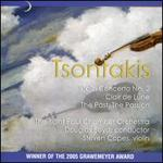 George Tsontakis: Violin Concerto No. 2; Clair de Lune; The Past, The Passion
