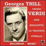 Georges Thill Sings Verdi