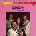 Gerald Danovitch Saxophone Quartet