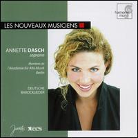 German Baroque Songs - Akademie für Alte Musik, Berlin; Annette Dasch (soprano)