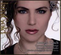 German Baroque Songs - Annette Dasch (soprano); Bernhard Forck (violin); Björn Corell (lute); Dörte Wetzel (violin); Kerstin Erben (viola);...