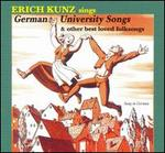 German University Songs & Other Best Loved Folksongs