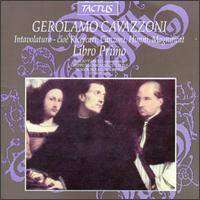 Gerolamo Cagazzoni: Intavolaturo; Ricercarti, Canzoni, Himni, Magnificat - Claudio Cavina (alto); Luigi Gariboldi (tenor); Nova Schola Gregoriana; Paolo da Col (tenor); Rossana Bertini (soprano);...