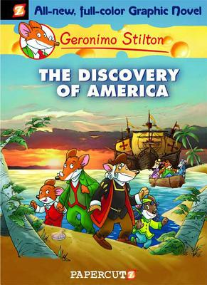 Geronimo Stilton: Discovery of America No. 1 - Stilton, Geronimo