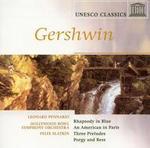 Gershwin: Rhapsody in Blue; American in Paris; Preludes for Piano