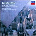 Gershwin: Rhapsody in Blue; Piano Concerto; An American in Paris - Andr? Previn (piano); Pittsburgh Symphony Orchestra; Andr? Previn (conductor)