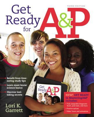 Get Ready for A&P - Garrett, Lori K.