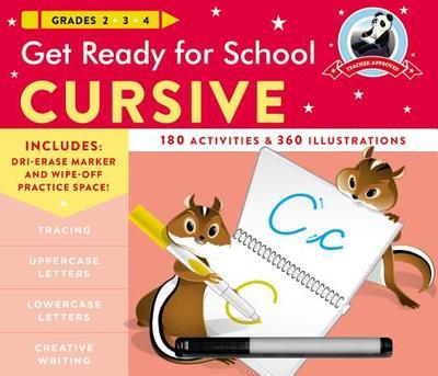 Get Ready for School: Cursive - Stella, Heather